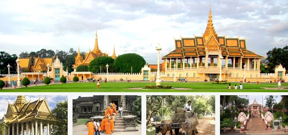 Vietnam and Cambodia Tours from Canada 2017 itinerary