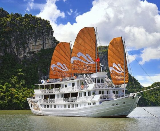 halong bay luxury cruises