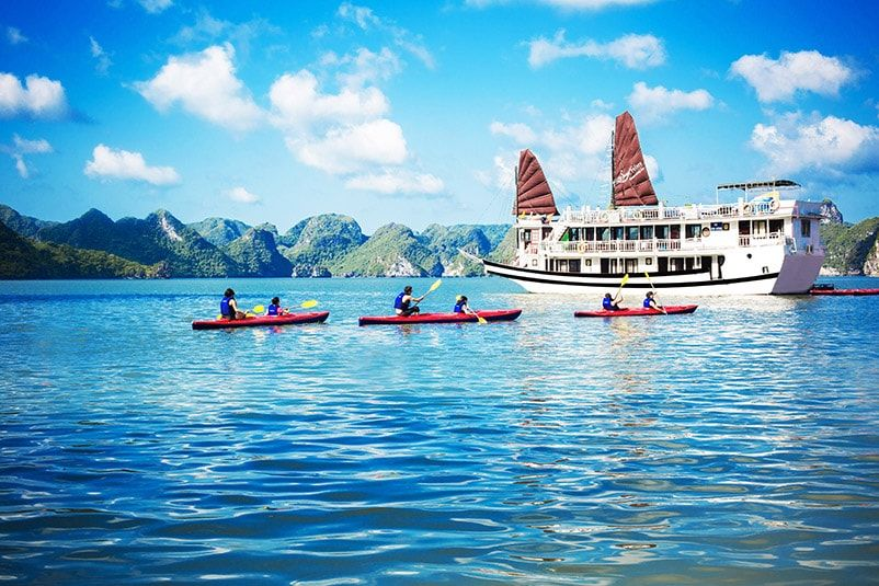 halong bay superior cruises