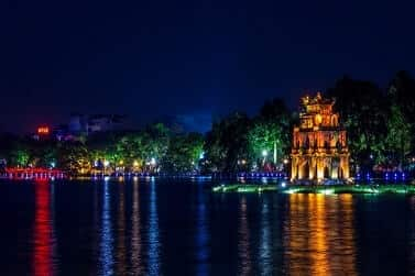 hanoi tourist sights