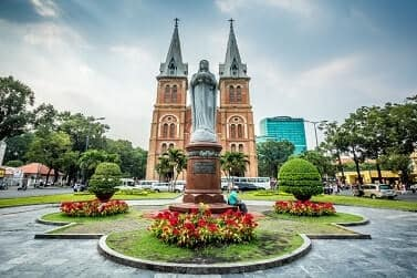 Ho Chi Minh City (Saigon) Tourist Attractions, Tours, Travels