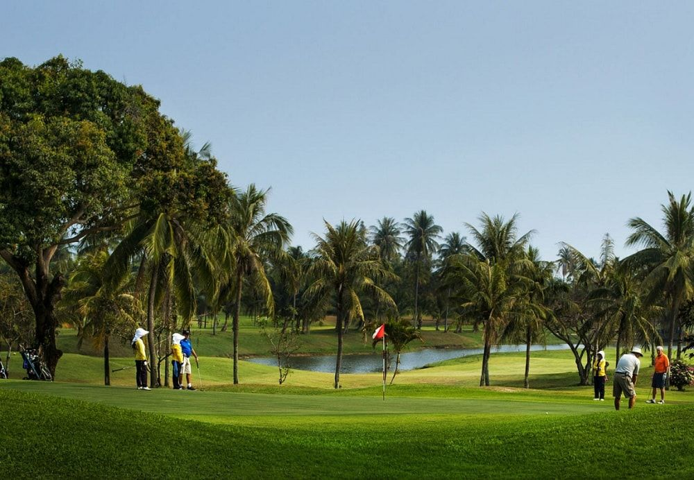 southern Vietnam golf tours