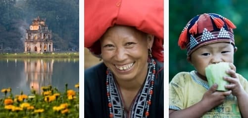 Vietnam tours from south africa