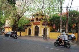 hanoi ambassador pagoda