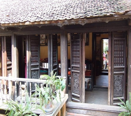 hanoi memorial house