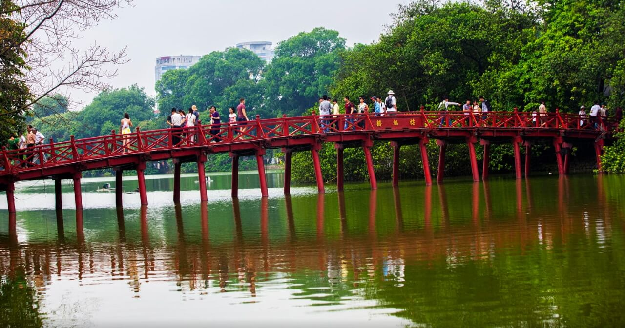 hanoi tourist attractions banner