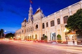 peoples committee building-ho chi minh city