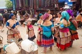 sapa sunday market
