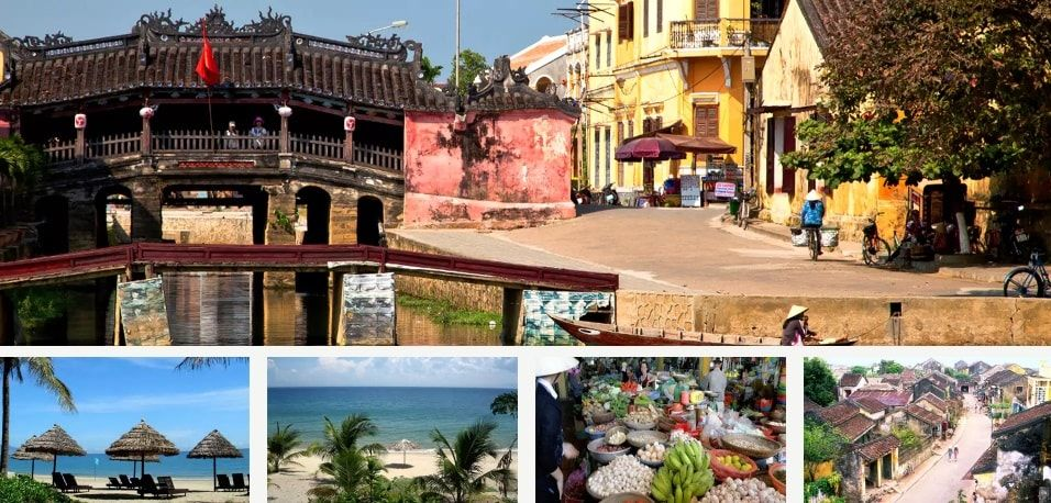 Vietnam Tours From USA . Luxury Customized Holiday Deals