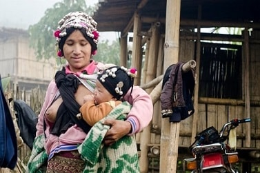 laos hill tribe tours