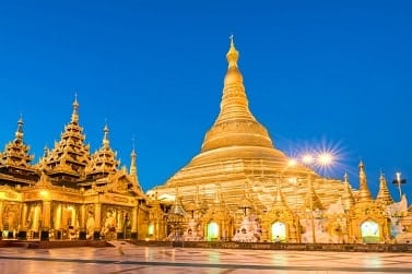 myanmar impression tours