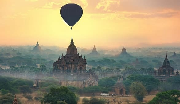 vietnam and burma myanmar tours