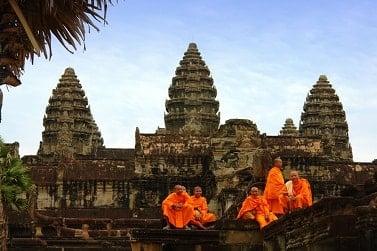 11 Day Travel from Hanoi Vietnam to Siem Reap Cambodia