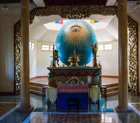 Danang Cao Dai Temple