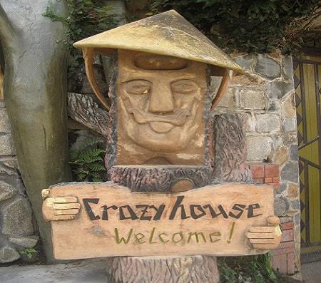 Hang Nga guesthouse (Crazy house) Dalat