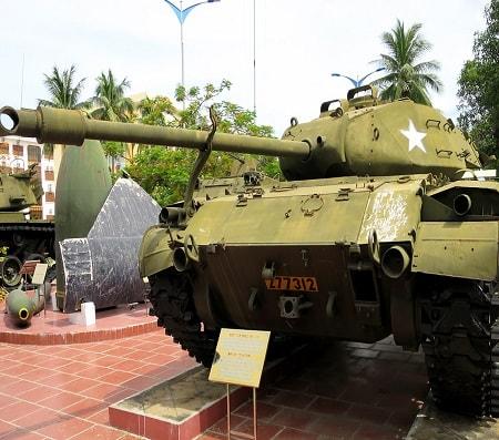 Zone 5 Military Museum Danang