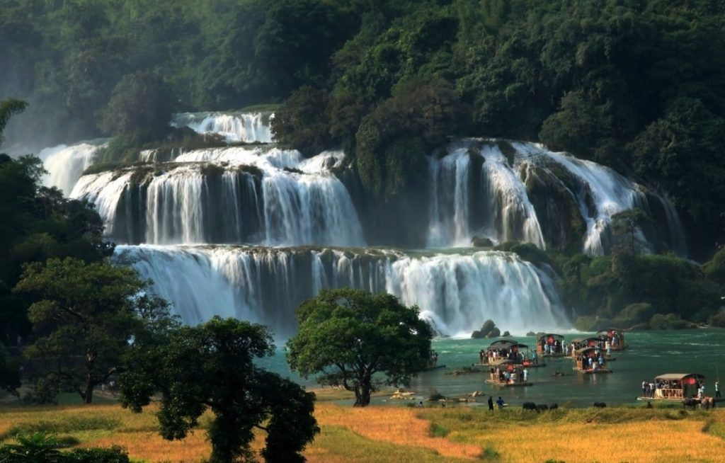 ba be lake ban gioc waterfall tour from hanoi 3 day vietnam