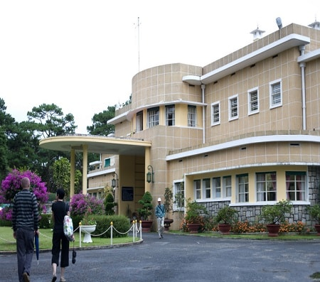 bao dai summer palace dalat