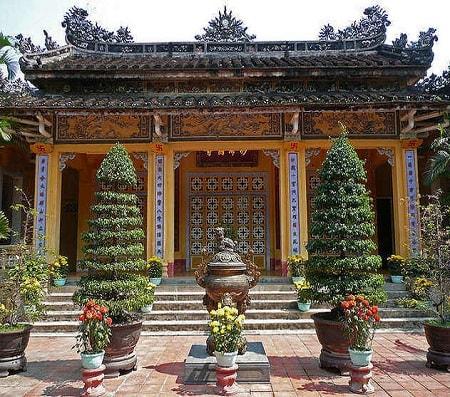 dieu de national pagoda