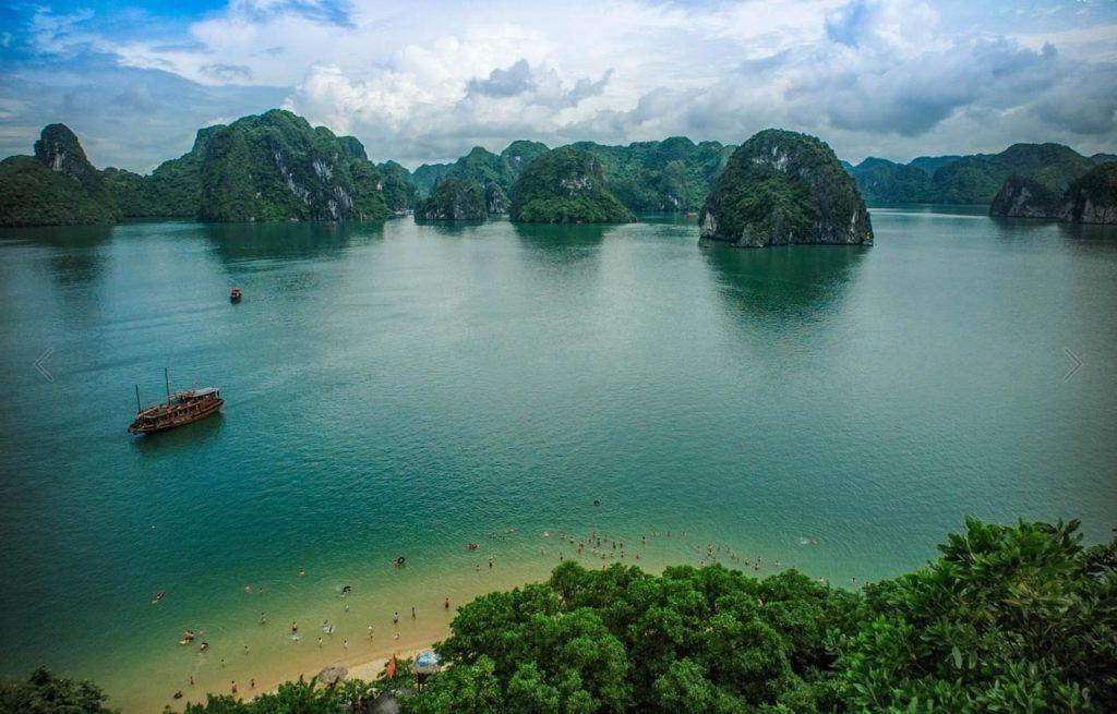 halong bay vietnam cruise