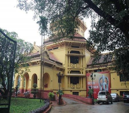 national museum vietnamese history