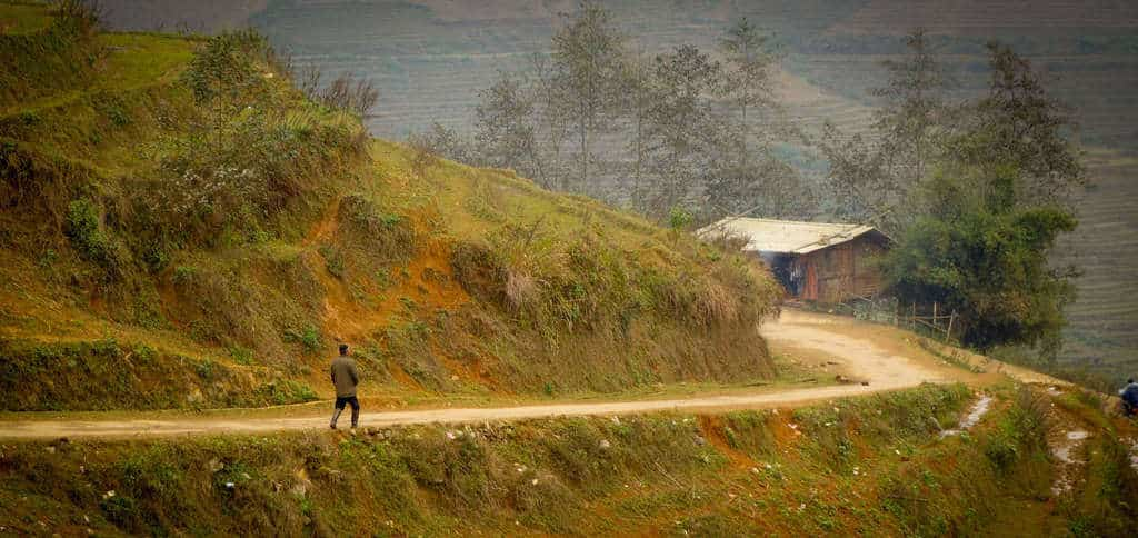 sapa trekking routes and trails