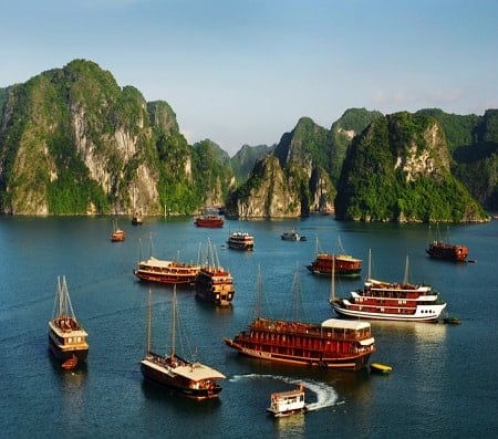 things to do halong bay