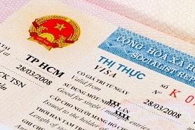 visa on arrival vietnam