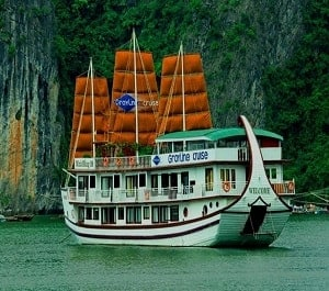 تور ویتنام با کشتی کروز هالونگ بای