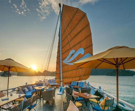 halong paradise luxury cruise