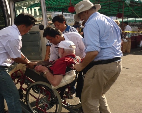 vietnam tour for disabled travelers