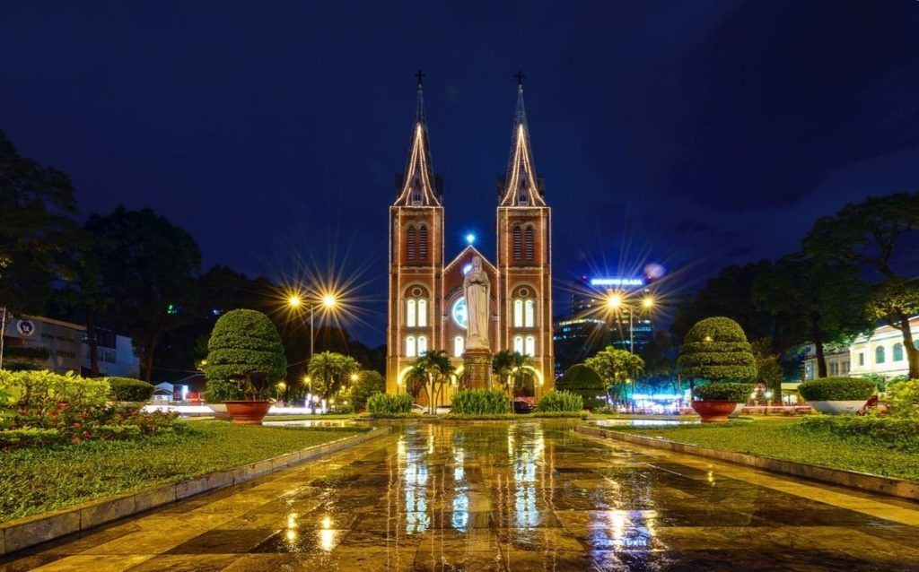 best places to spend christmas in vietnam - Best Place To Spend Christmas